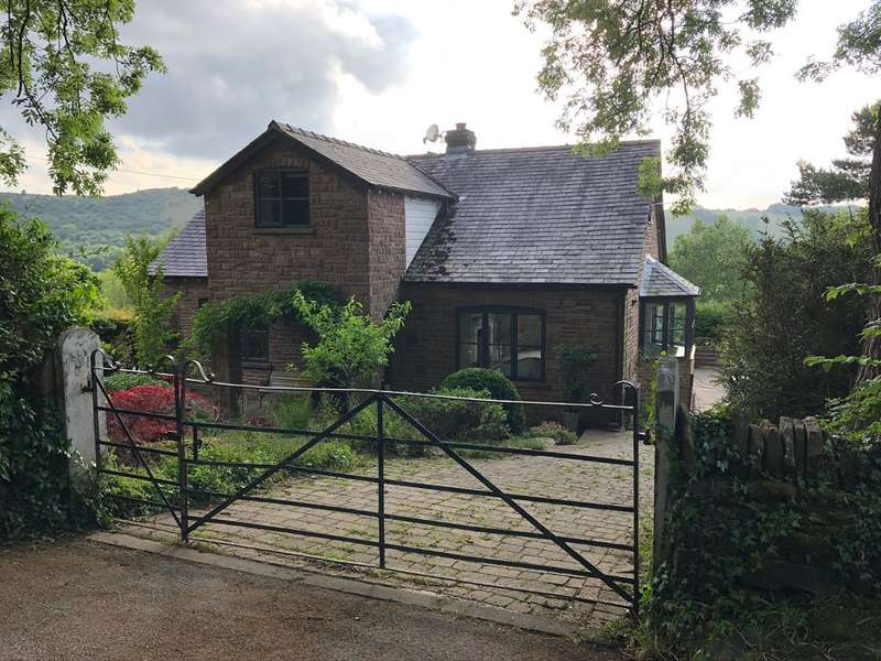 4 Bedrooms Detached House for sale in Smithy Lane, Rainow, Macclesfield, Cheshire, SK10