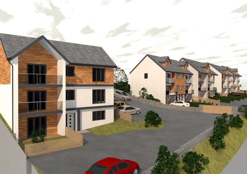 Plot Commercial for sale in Conway Road, Penmaenmawr, Conwy, LL34