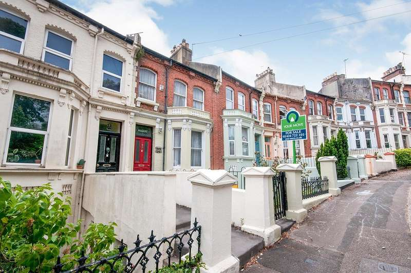 5 Bedrooms House for sale in Linton Crescent, Hastings, East Sussex, TN34