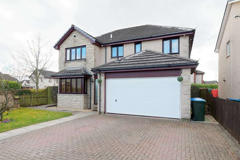 5 Bedrooms Detached House for sale in Hawthorn Place, Blairgowrie, Perthshire, PH10 6UP