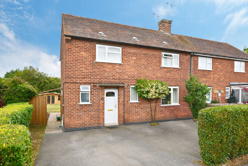 3 Bedrooms Semi Detached House for sale in Norwood Gardens, Southwell