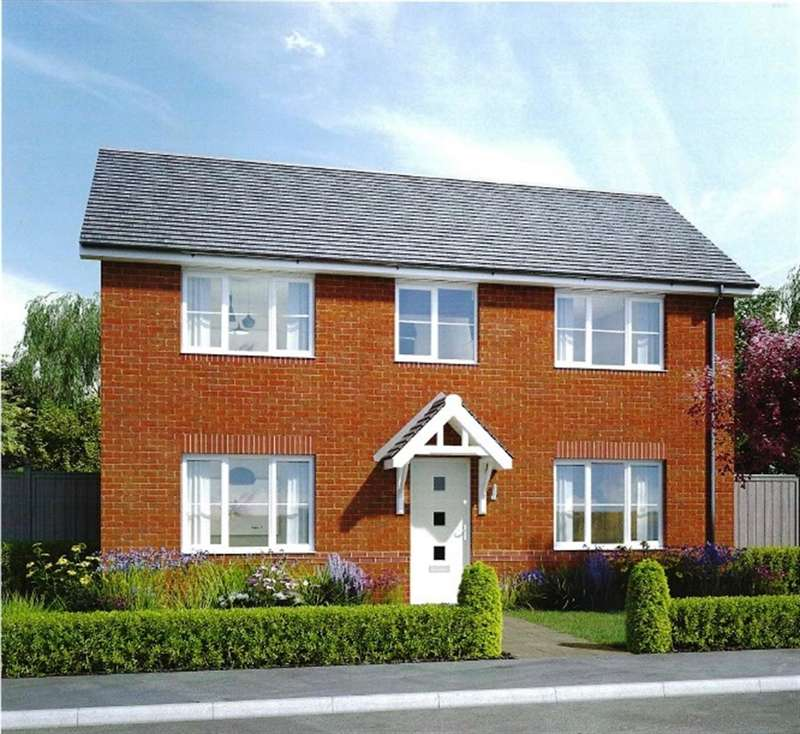 3 Bedrooms Detached House for sale in The Lime Harwood Homes, Great Oldbury, GL10