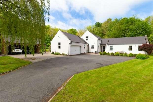 4 Bedrooms Detached House for sale in Eden Acre, Stockton Road, Castle Eden, County Durham