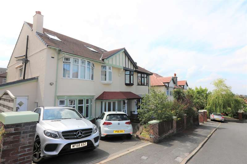 5 Bedrooms Semi Detached House for sale in Wirral Mount, Wallasey, Wirral, CH456TJ