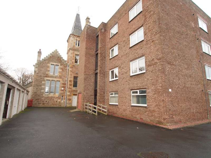 2 Bedrooms Property for sale in AYR - Sea Tower Court KA7
