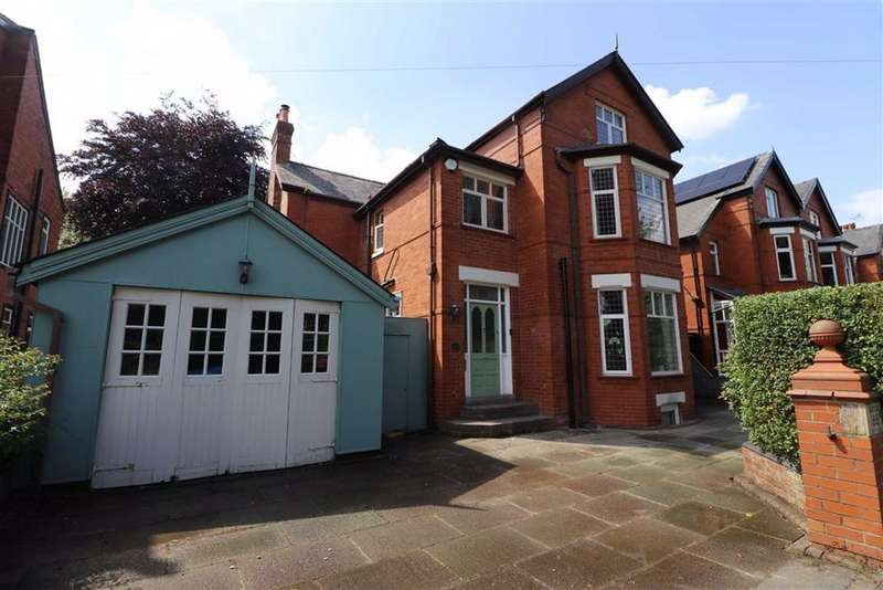 5 Bedrooms Detached House for sale in St Werburgh's Road, Chorlton, Manchester, M21