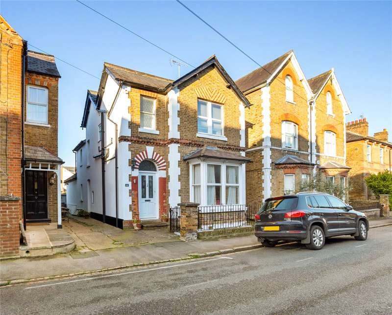 3 Bedrooms Detached House for sale in Grove Road, Windsor, Berkshire, SL4