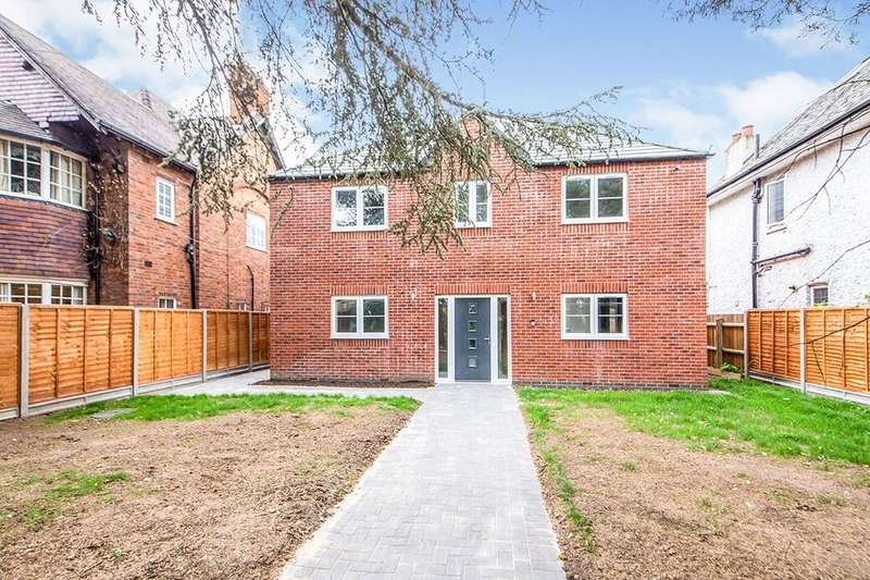 4 Bedrooms Detached House for sale in Loughborough Road, Birstall, Leicester, LE4