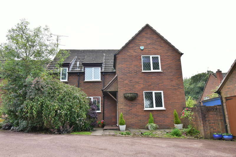 4 Bedrooms Detached House for sale in Wystan Court, Repton