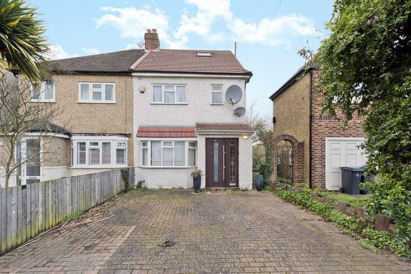 4 Bedrooms Semi Detached House for sale in Douglas Road, Surbiton
