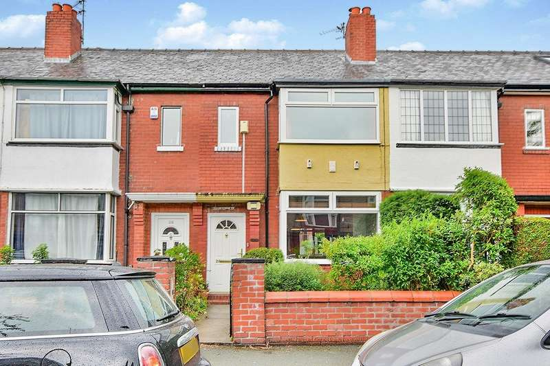 3 Bedrooms House for sale in Cheltenham Road., Chorlton, Greater Manchester, M21