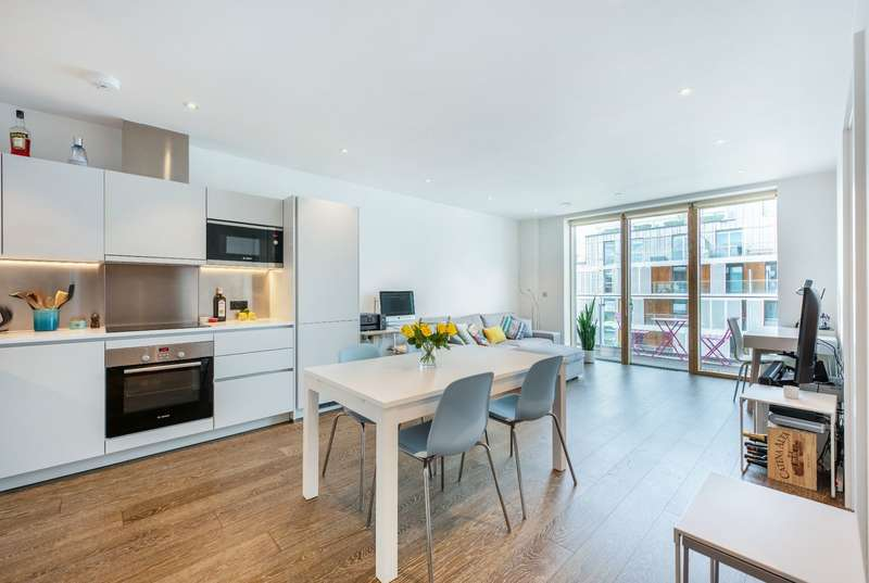 1 Bedroom Apartment Flat for sale in Birchside Apartments, NW6