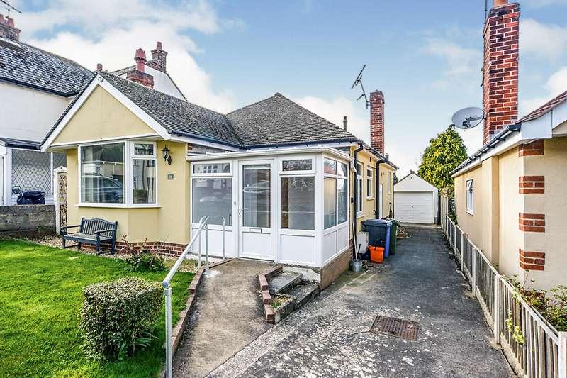 2 Bedrooms Detached Bungalow for sale in Bryn Llys, Meliden, Denbighshire, LL19