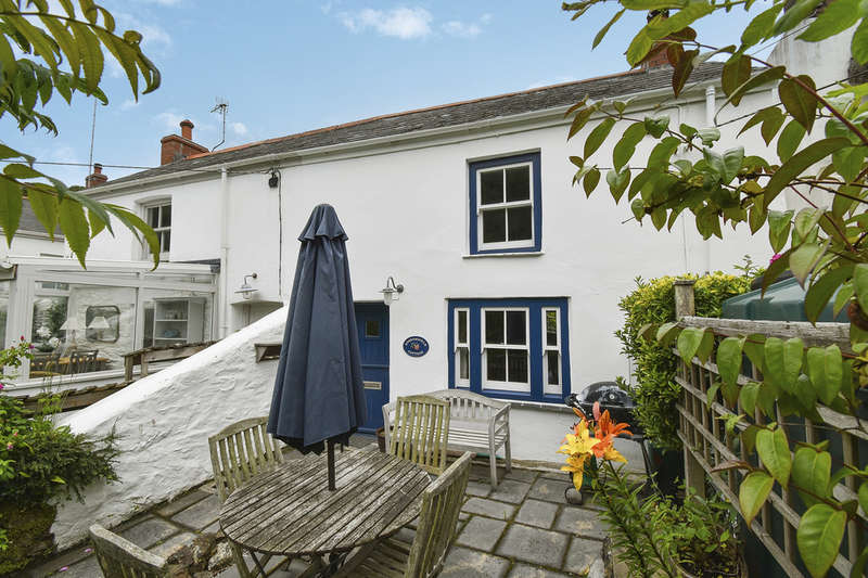 2 Bedrooms Semi Detached House for sale in Quay Road, St. Agnes