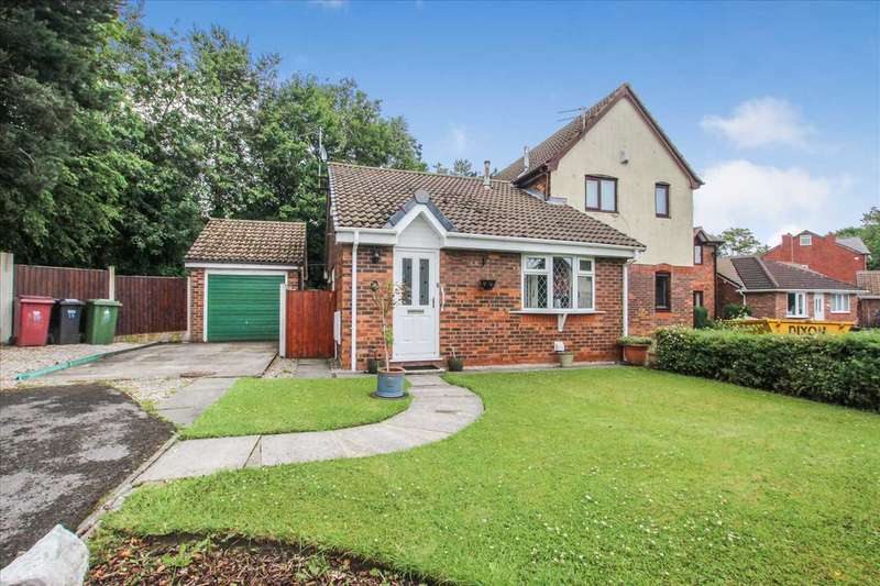 2 Bedrooms Bungalow for sale in Oldfield Close, Westhoughton