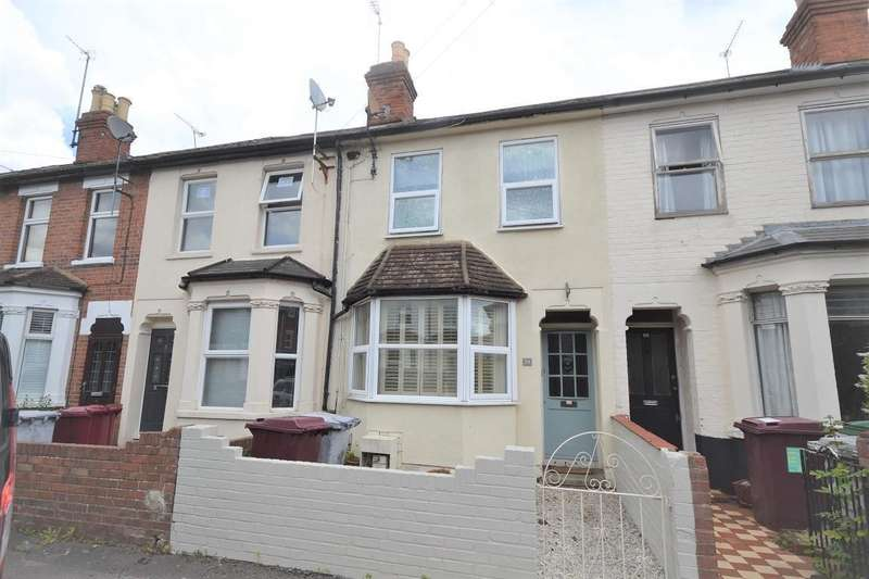 3 Bedrooms Terraced House for sale in Newport Road, Reading