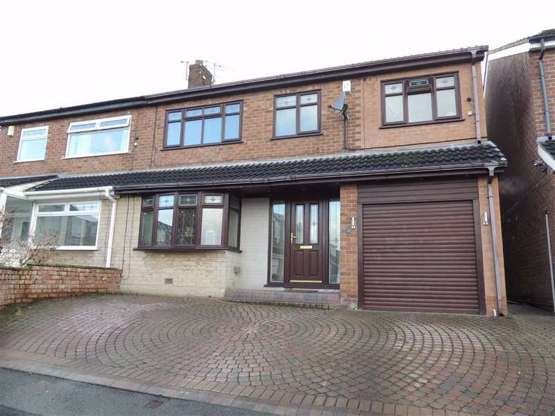 4 Bedrooms House for sale in Martin Close, Denton, Manchester