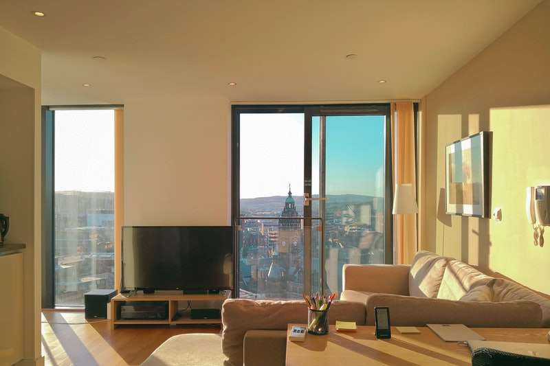 1 Bedroom Apartment Flat for sale in St. Pauls Square, Sheffield, South Yorkshire, S1
