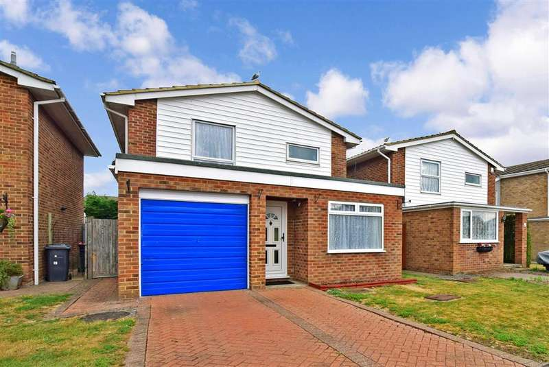 3 Bedrooms Detached House for sale in Kingsfield Road, , Herne Bay, Kent