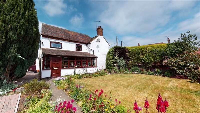 4 Bedrooms Detached House for sale in Birmingham Road, Ansley
