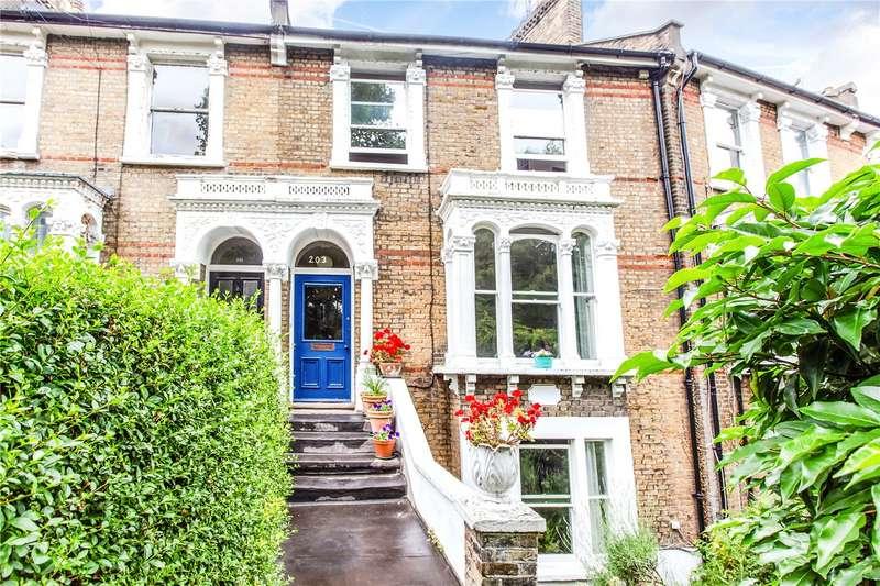4 Bedrooms House for sale in Highbury Quadrant, London, N5