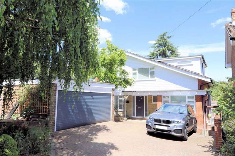 5 Bedrooms Detached House for sale in Kendal Avenue, Epping, Essex