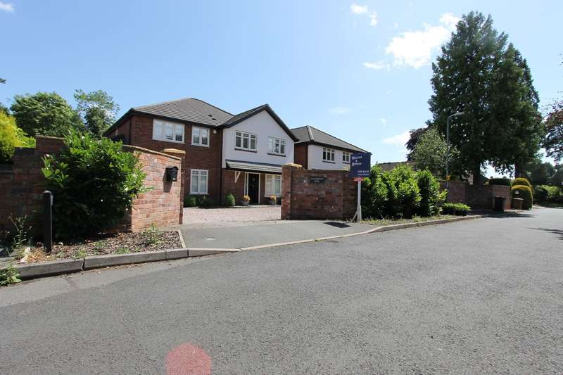 5 Bedrooms Detached House for sale in Roxall Close, Blakedown, Kidderminster, DY10
