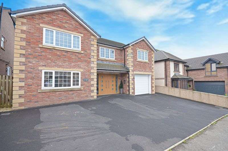 4 Bedrooms Property for sale in Colliers Way, Whitehaven