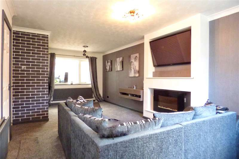 3 Bedrooms Detached House for sale in Foxglove Court, Shawclough, Rochdale, Greater Manchester, OL12