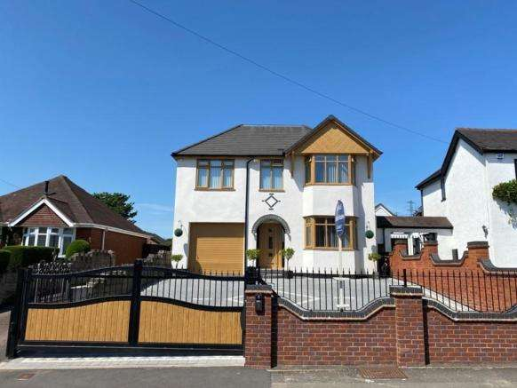 4 Bedrooms Detached House for sale in Rugeley Road, Chase Terrace