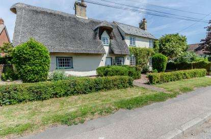 4 Bedrooms Detached House for sale in Orwell, Royston, Cambridgeshire