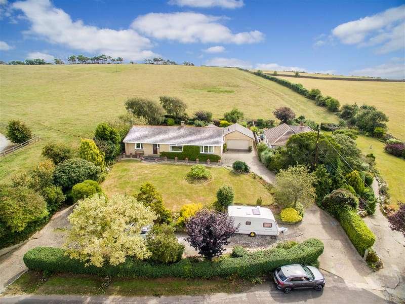 4 Bedrooms Bungalow for sale in Stunning Views, Langton Herring