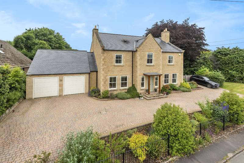 6 Bedrooms Detached House for sale in Green Lane, Stutton, Tadcaster, LS24 9BW