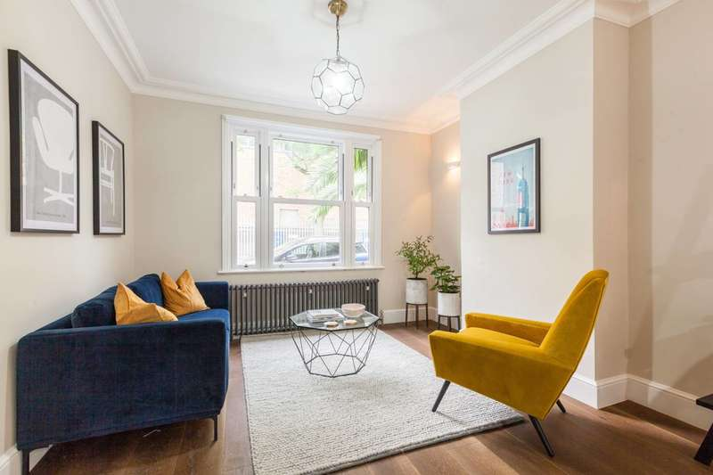 3 Bedrooms Terraced House for sale in Clements Road, Bermondsey, SE16