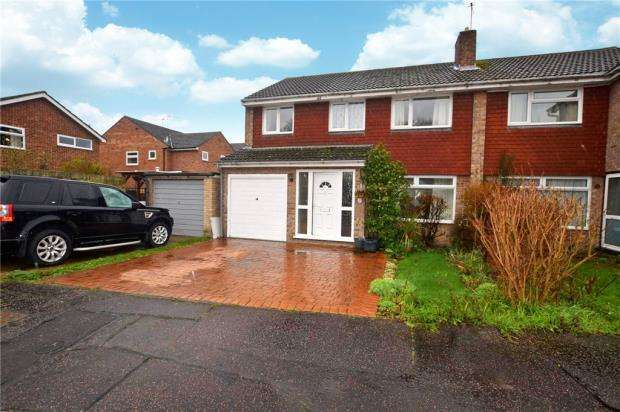5 Bedrooms Semi Detached House for sale in Evergreen Drive, Colchester, Essex