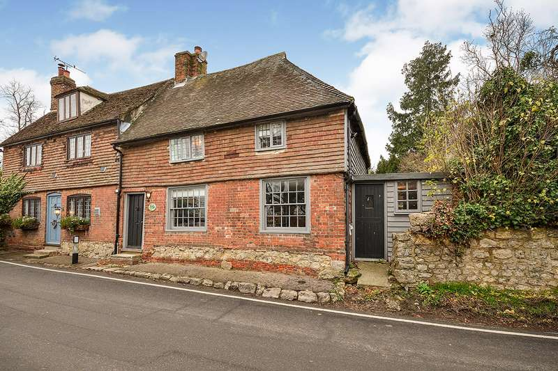 3 Bedrooms Semi Detached House for sale in Eyhorne Street, Hollingbourne, Maidstone, Kent, ME17