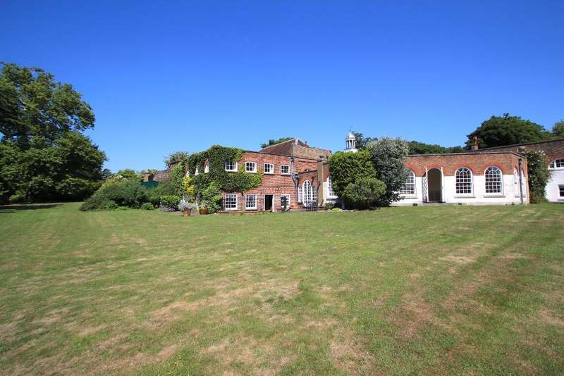 4 Bedrooms Detached House for sale in The Wormleybury Estate, Church Lane, Broxbourne, Herts, EN10 7QE