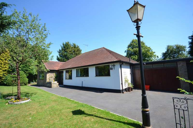 3 Bedrooms Detached Bungalow for sale in Gawsworth Road, Gawsworth, Macclesfield