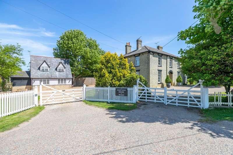 6 Bedrooms Detached House for sale in Gaunts End, Elsenham, Bishop's Stortford