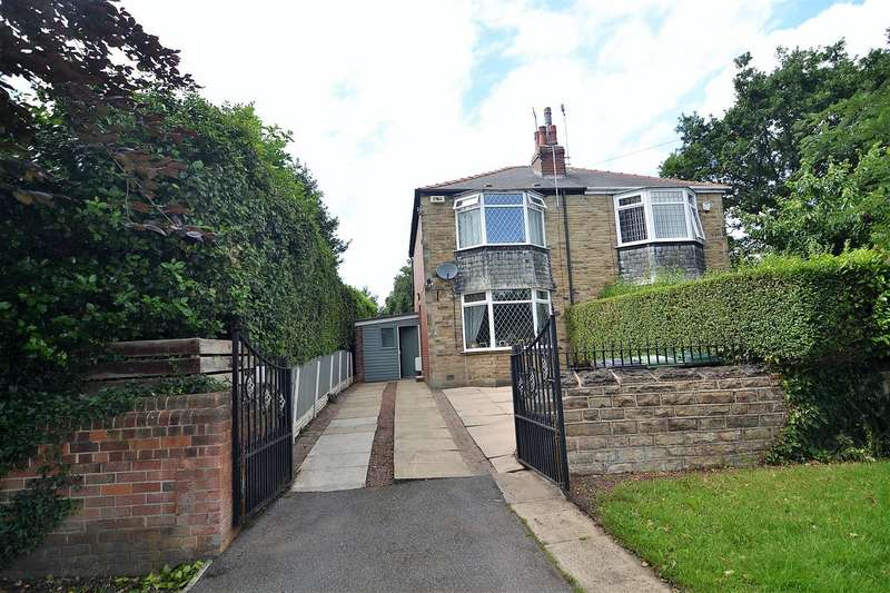 2 Bedrooms Semi Detached House for sale in Roberttown Lane, Roberttown, Liversedge