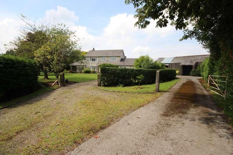 3 Bedrooms Farm House Character Property for sale in Crowhall Farm, Newsham Lane, Woodplumpton, Preston, Lancashire