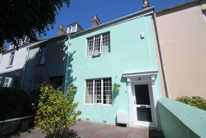 4 Bedrooms Terraced House for sale in Home Park, Stoke, Plymouth, Devon, PL2 1BQ
