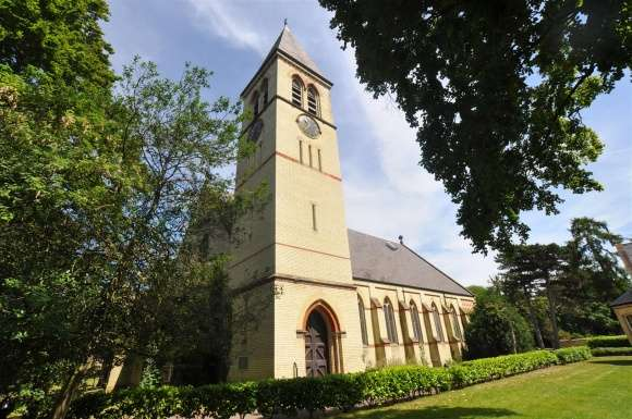 Property for sale in St. Luke's Church, Fairfield Hall, Stotfold