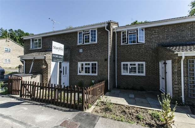 1 Bedroom Maisonette Flat for sale in Torch Close, Bishopstoke, EASTLEIGH, Hampshire