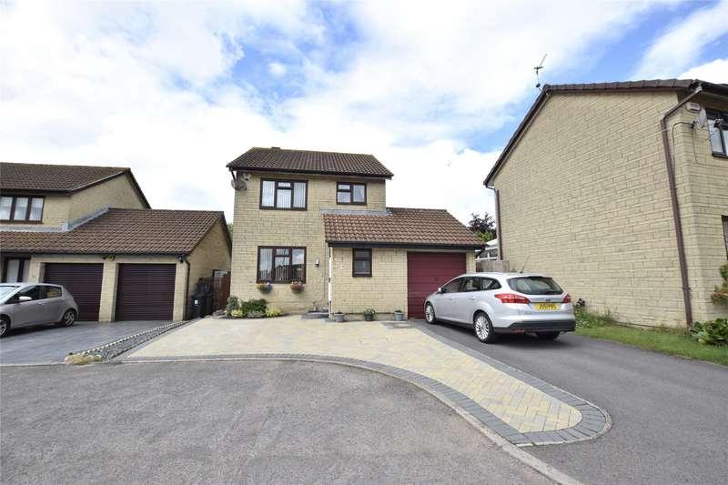 3 Bedrooms Detached House for sale in Copley Court, Hanham, BRISTOL, BS15
