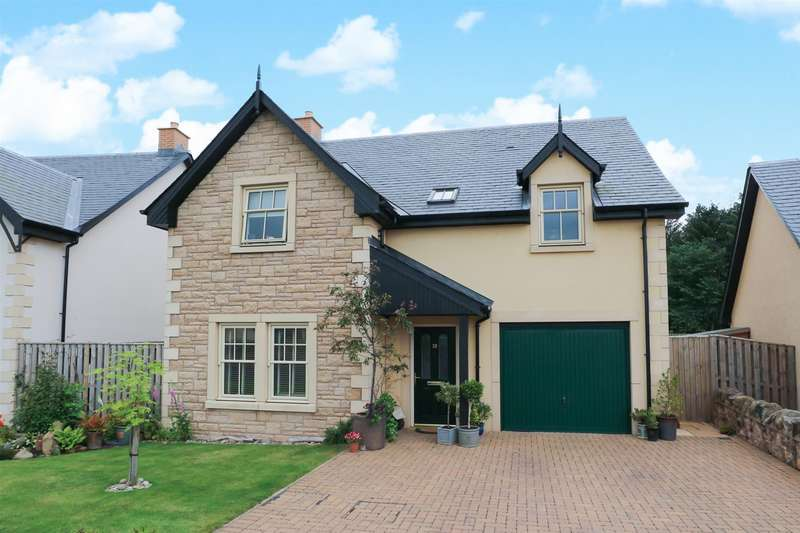 3 Bedrooms Detached House for sale in 10 Lambton Green, Coldstream