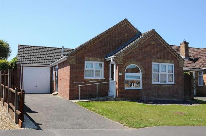 3 Bedrooms Detached Bungalow for sale in Bonnetable Road, Horncastle, LN9 6RH