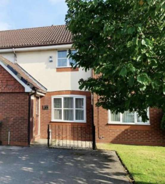 2 Bedrooms Terraced House for rent in Travanson Close, Liverpool, L10