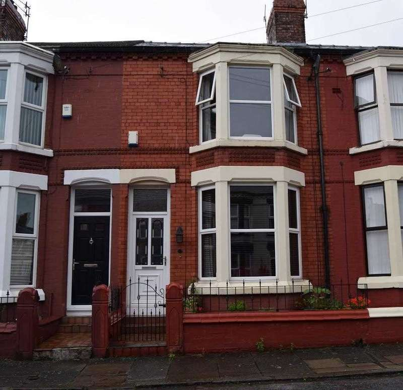 3 Bedrooms Property for sale in Rundle Road, Liverpool, L17 0AG
