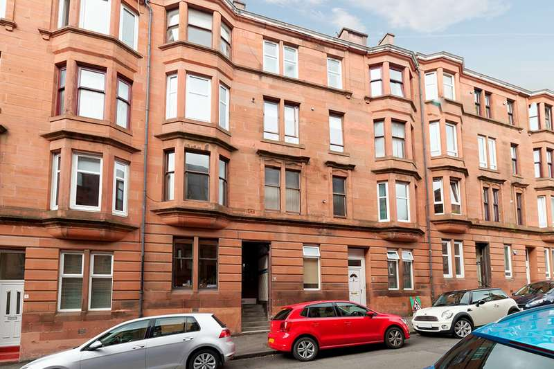 1 Bedroom Flat for sale in Apsley Street, Partick, Glasgow, G11 7SZ